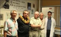 Visite à la Société des études océaniennes
