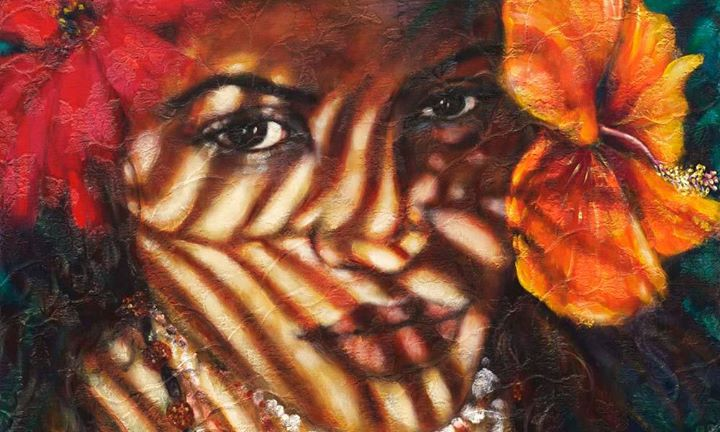 Vahine Mana, by Tania Wursig