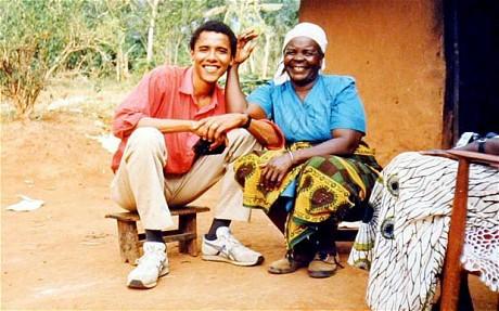 La grand-mère d'Obama veut lui faire la cuisine pendant sa visite au Kenya