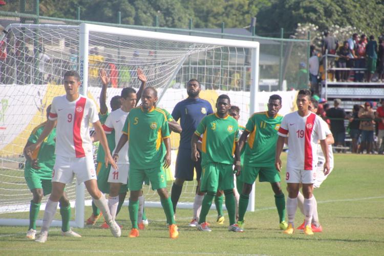 PNG 2015 « Foot » : Tahiti bat le Vanuatu et se qualifie pour la phase finale