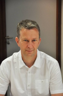 Thierry Humbert nouveau chef de la subdivision administrative des îles Marquises