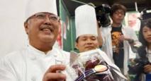 Une grappe de raisin vendue près de 7.500 euros au Japon