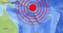 Pacifique: séisme de magnitude 6,5 au large des îles Salomon, pas de menace de tsunami