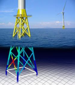 Chantiers navals STX: une diversification réussie dans l'éolien en mer