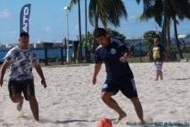 Beach So Coeur: 50 matchs sur le sable de Paofai samedi