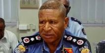 L'ex-chef de la police papoue écope de trois ans de prison