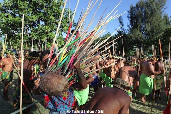 Le 'Patia Fa', la chasse gardée des Tuamotu.