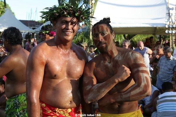 Cette année, nos frères du Pacifiques étaient présents