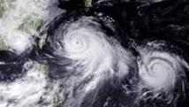 Un puissant typhon se dirige vers le Japon