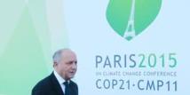 """Climat: Fabius appelle à chercher """"dès maintenant"""" les compromis"""