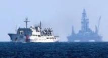 Le Japon dévoile des photos de plateformes de forage chinoises près d'eaux contestées