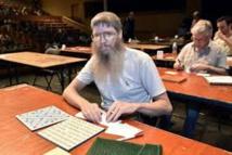 """Scrabble: Nigel Richards, le """"Kiwi"""" qui prit les francophones au mot"""