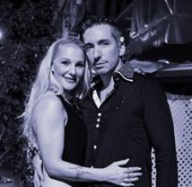 Mina Calhoway et Yann Buffat