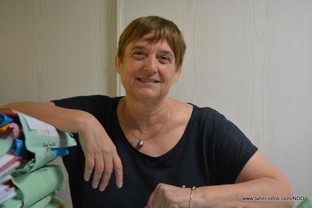 """Catherine Vannier du syndicat de la magistrature : """" Pour les affaires de terre, le code civil est adapté à la métropole mais pas à la Polynésie"""""""