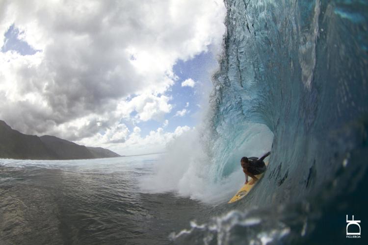 """""""Un juge doit avoir une bonne concentration car le surfeur ne passe pas longtemps sur la vague"""""""