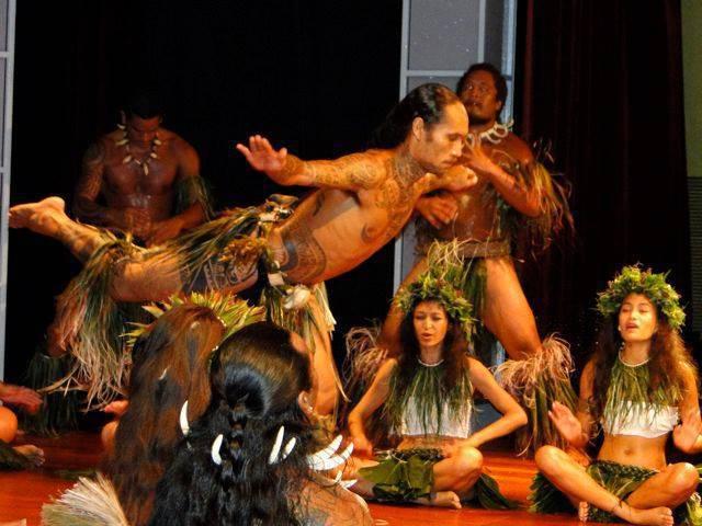Heiva: Les îles Marquises à San-Diego Californie