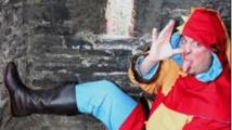 Une petite ville du pays de Galles se choisit un bouffon, le premier depuis 700 ans