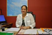 Legende : Sonia Joachim-Arnaud, directrice territoriale de la Protection judiciaire de la jeunesse