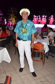 """""""C'est une grosse organisation, mais le plus important pour l'hôtel est de mettre en avant la culture polynésienne"""""""
