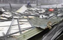 Cyclone Soudelor : aide américaine aux populations