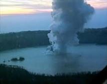 Nouvelle alerte volcanique à Vanuatu