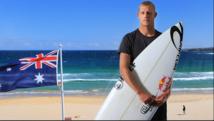 """Surf: le miraculé Fanning """"enthousiaste"""" et """"impatient"""" de retrouver les vagues de Tahiti"""