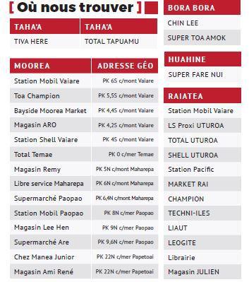 Razzia sur Tahiti Infos aux Raromatai