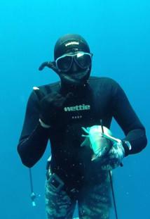 Pêche sous marine : Coupe As marara et 4ième manche du championnat de Polynésie par équipes ce samedi 22 août