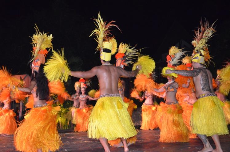 Tahiti Ora a offert un festival de couleurs ! (Photo : Dominique Schmitt)