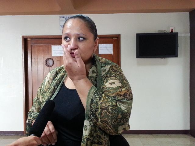 Maeva Sorin, la maman de la victime, a toujours des frissons quand son garçon rentre en retard un an après les faits. Mais elle est fière car ce n'est pas le lâche de l'histoire.