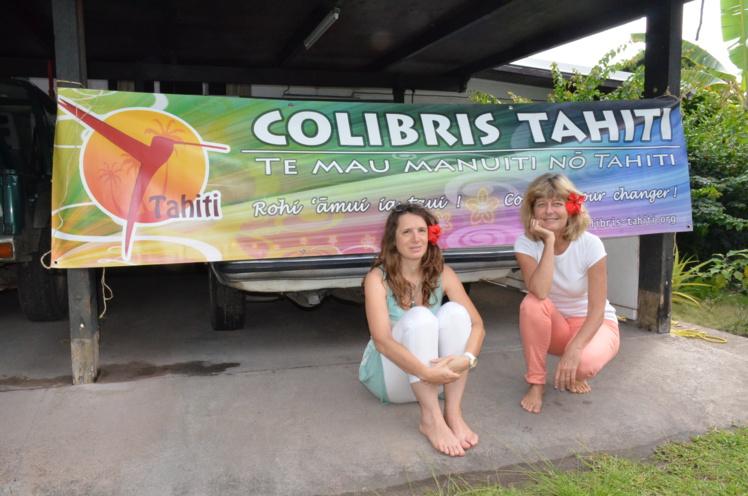 """Nouvelle idée des Colibris Tahiti : la """"ressourcerie"""""""