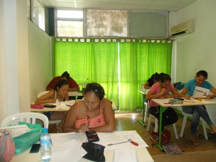 Les locaux de l'ESCB, près du lycée La Mennais, seront bientôt laissés pour des locaux plus grands près du marché de Papeete.