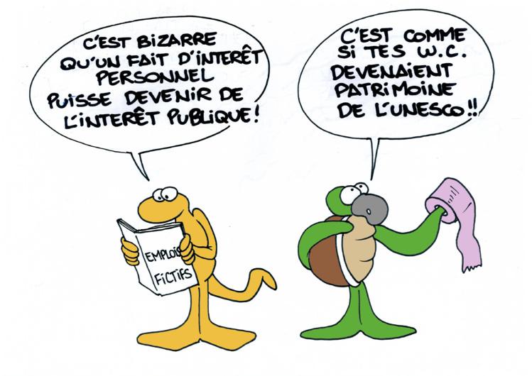 """""""Les emplois cabinets"""" par Munoz"""