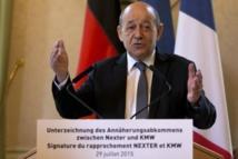 Des escrocs se font passer pour le ministre français de la Défense: il porte plainte