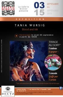"""""""Blood and Ink"""" par Tania Wursig : quand les corps sont sublimés..."""