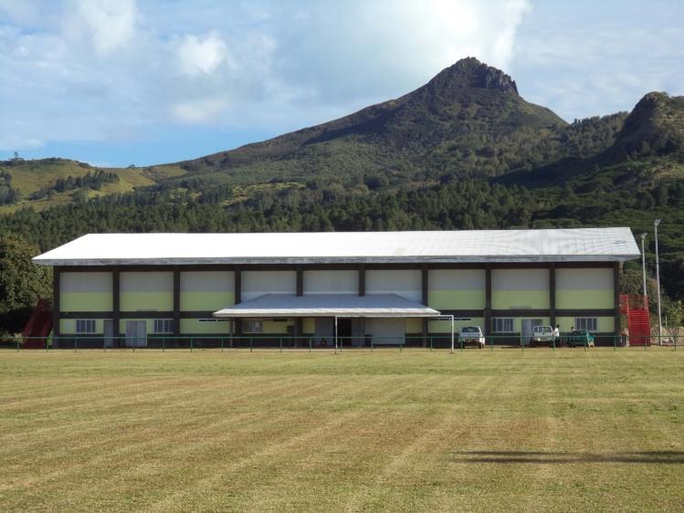 La nouvelle salle omnisport de Tubuai est opérationnelle