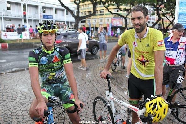 Tuarii Teuira le meilleur U23 local avec Rien Shuurhuis