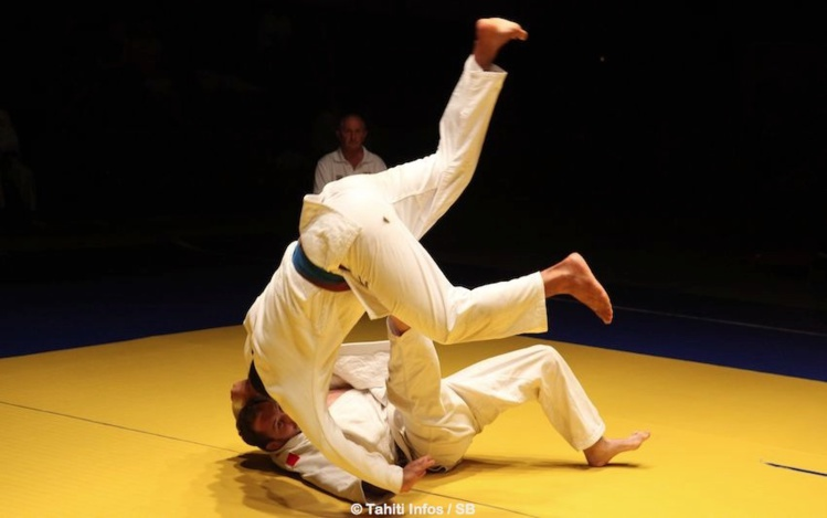 Bernard Di Rollo a été élu président de la fédération polynésienne de judo.