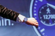 A Berlin, Huawei lance la commercialisation de sa première montre connectée