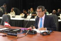 Ouverture du Forum des îles du Pacifique : discours du président Fritch
