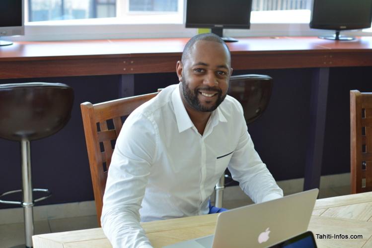 """Alexandre Ventadour explique qu'avec Facebook il """"peut toucher la moitié de la population polynésienne pour moins de 5000 euros"""""""
