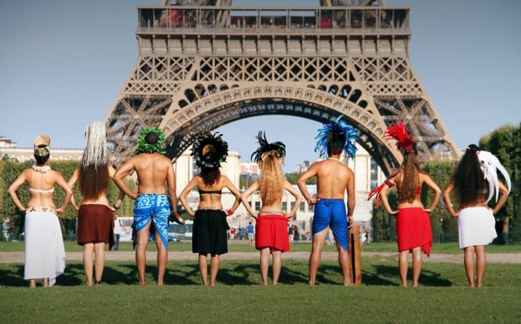2e Heiva i Paris : le 'ori Tahiti à la conquête de la capitale française