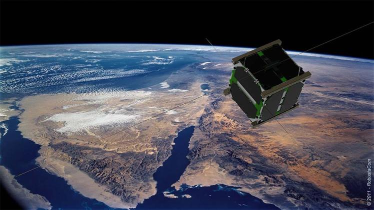 Grenoble se dote d'un centre spatial universitaire spécialisé dans les nanosatellites