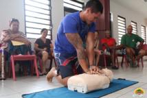 """""""Sauveteur secouriste au travail"""" : Papeete forme ses agents"""
