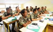 Journées nationales d'actions contre l'illettrisme au RSMA-Pf