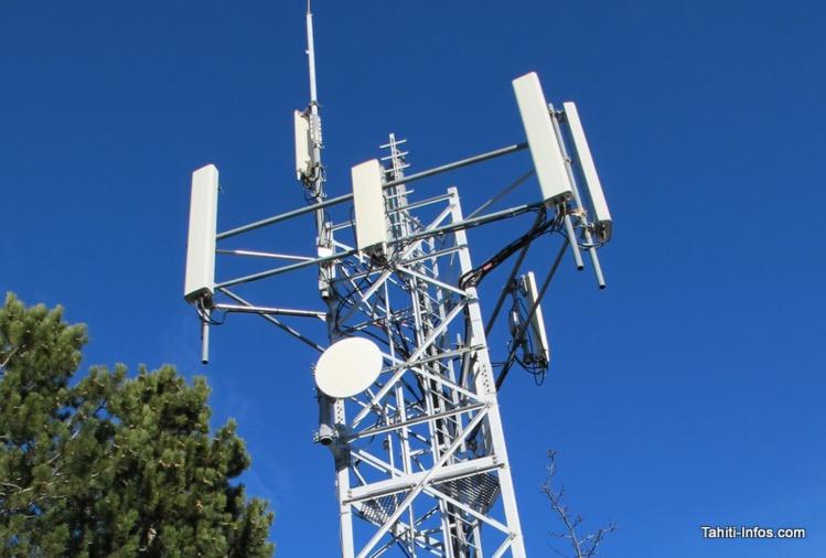 Les antennes 4G de Viti se multiplient (photo d'illustration)