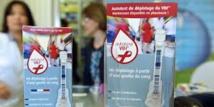 Sida: les autotests de dépistage en vente en pharmacie à partir de mardi