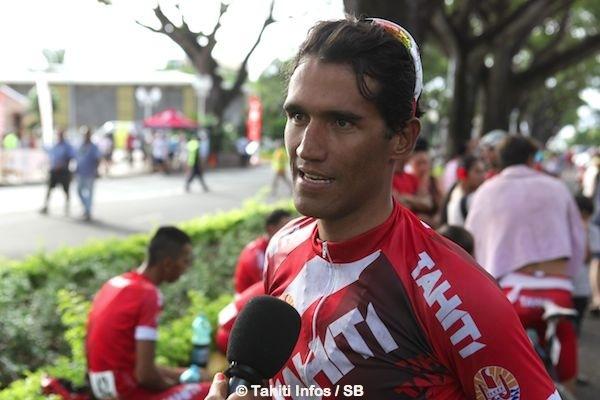 Opeta Vernaudon, le leader de la sélection tahitienne