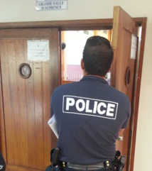 Un dispositif de sécurité renforcé avait été déployé au palais de justice.