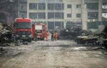 """Robin des Bois alerte contre """"les pluies toxiques"""" tombées sur les navires en escale à Tianjin"""
